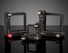 TECHSPEC® Kinematic Square Optical Mounts
