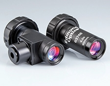 40mm WD, 4X, In-Line Version (Left) and VIS Version (Right)