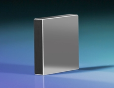 15mm Square Protected Silver Coated, λ/10 Mirror, #68-326