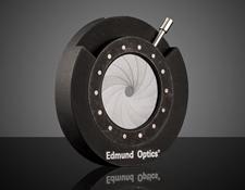 50.8mm Outer Diameter, Mounted Iris Diaphragm, #53-915