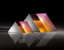 TECHSPEC UV Fused Silica Right Angle Prisms