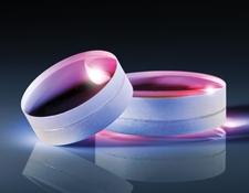 MgF<sub>2</sub> Coated Achromatic Lenses