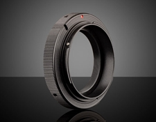 Canon EOS Series Bayonet EF/EF-S Lens Mount to T-Mount Adapter, #54-350