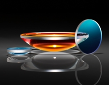 UV Fused Silica Plano-Convex (PCX) Lenses