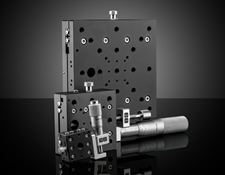 TECHSPEC® Crossed-Roller Bearing Linear Translation Stages (Standard-Top Model)