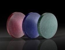 Colored Glass Diffusers