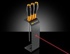 Laser Alignment Beam Blocks