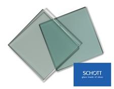 SCHOTT Colored Glass Heat Absorbing Shortpass Filters feature SCHOTT KG color glass and absorb IR radiation. ✓ Shop now!