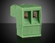 Power Terminal Block, 2 pin, 5mm Pitch