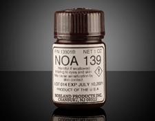 Norland Optical Adhesive NOA 139, 1 oz. Application Bottle, #15-696