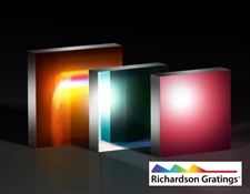 Richardson Gratings™ High Precision Plane Reflective Gold Diffraction Gratings