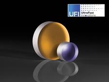UltraFast Innovations (UFI) 1030nm Highly-Dispersive Broadband Ultrafast Mirrors