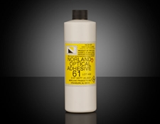 Norland Optical Adhesive NOA 61, 1 lb. Bottle